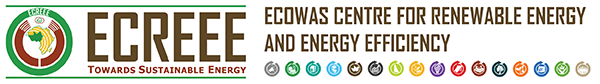 ECOWAS Regional Centre for Renewable Energy and Energy Efficiency (ECREEE) logo