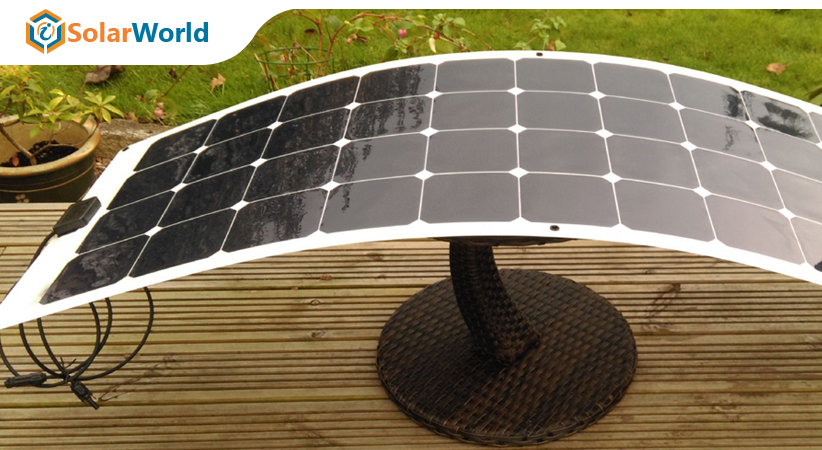 'Flexible Solar Cell'---New Option in Market