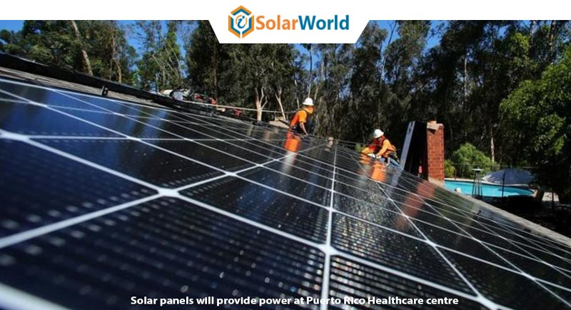 Solar outsourcing, solar installation