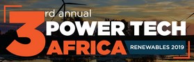 3rd Annual Power Tech Africa 2019 logo