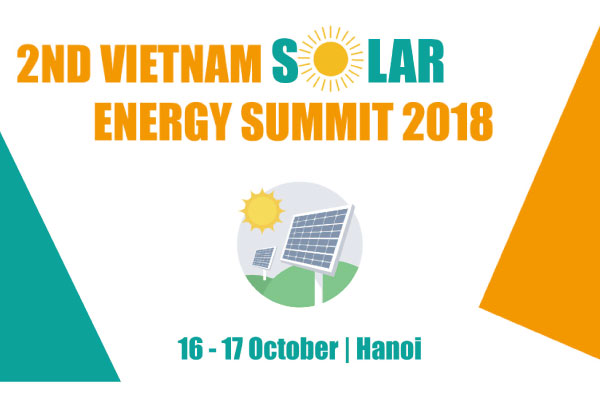 2ND VIETNAM SOLAR ENERGY SUMMIT 2018 logo