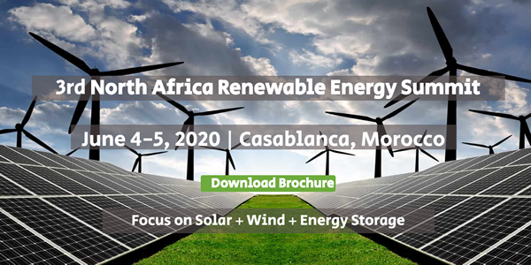 3rd North Africa Renewable Energy Summit logo
