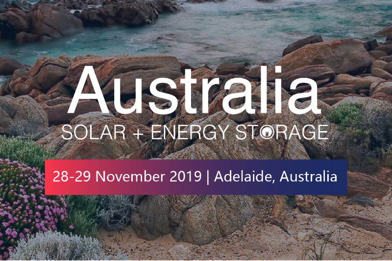 4th Australia Solar + Energy Storage 2019 logo