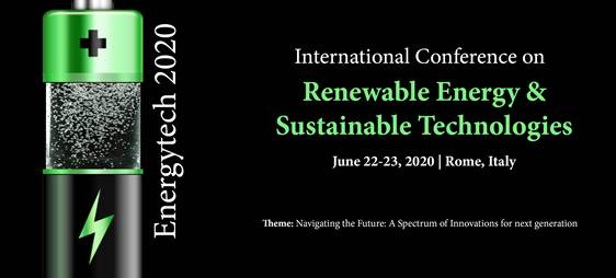 International Conference on Renewable Energy and Sustainable Technologies logo