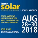 Intersolar South America 2018 logo