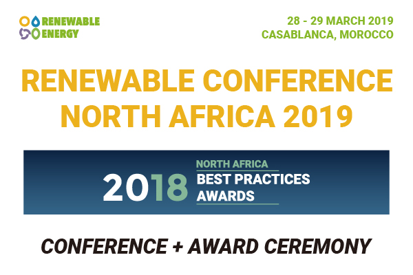 Renewable Conference North Africa 2019 logo