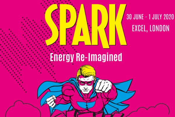 Spark 2020 Conference & Exhibition. Energy Reimagined. logo