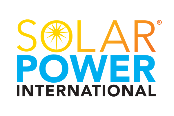 Solar Power International 2019 logo