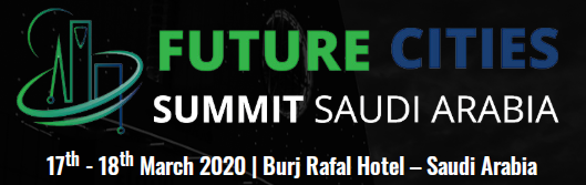 Future Cities Summit Saudi Arabia 2020 logo
