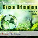 The Second International Conference on Green Urbanism logo
