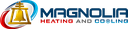 MAGNOLIA HEATING & COOLING logo