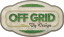 Off Grid By Design logo