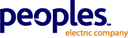 Peoples Electric Company logo
