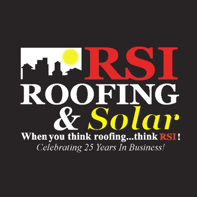RSI ROOFING AND SOLAR logo