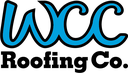 WCC Roofing Co logo