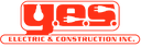 YES ELECTRIC & CONSTRUCTION logo