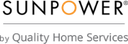 SunPower by Quality Home Services logo