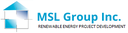 MSL Group Inc. logo