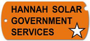 Hannah Solar Government Services logo