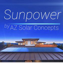Sunpower by Arizona Solar Concepts logo
