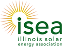 Illinois Solar Energy Association logo