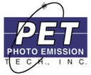 Photo Emission Tech, Inc. logo