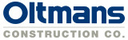 Oltmans Construction Co. logo