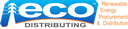 ECO Distributing logo