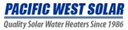 Pacific West Solar Energy Services logo