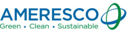 Ameresco , Inc. logo