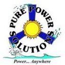 Pure Power Solutions logo