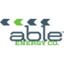 Able Energy Co. logo