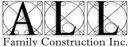 All Family Construction logo