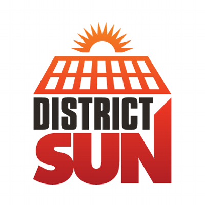 District Sun logo