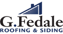 G. Fedale Roofing & Siding logo