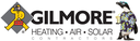 Gilmore Heating Air & Solar logo
