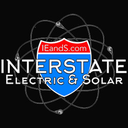 Interstate Electric and Solar logo